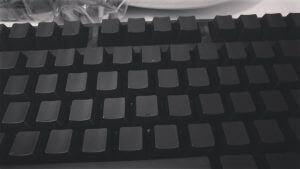 Tangentbord för frilansskribent