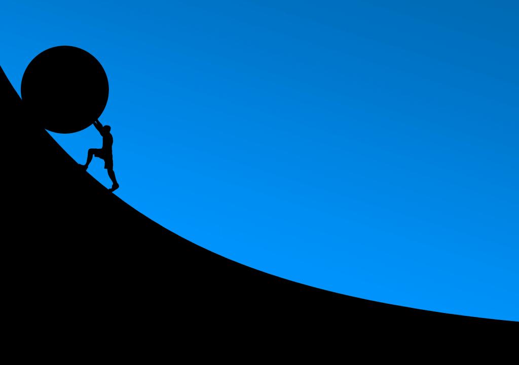 Motgång föder framgång