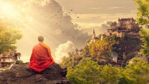 Meditation meditera