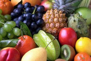 frukt ökar produktivitet