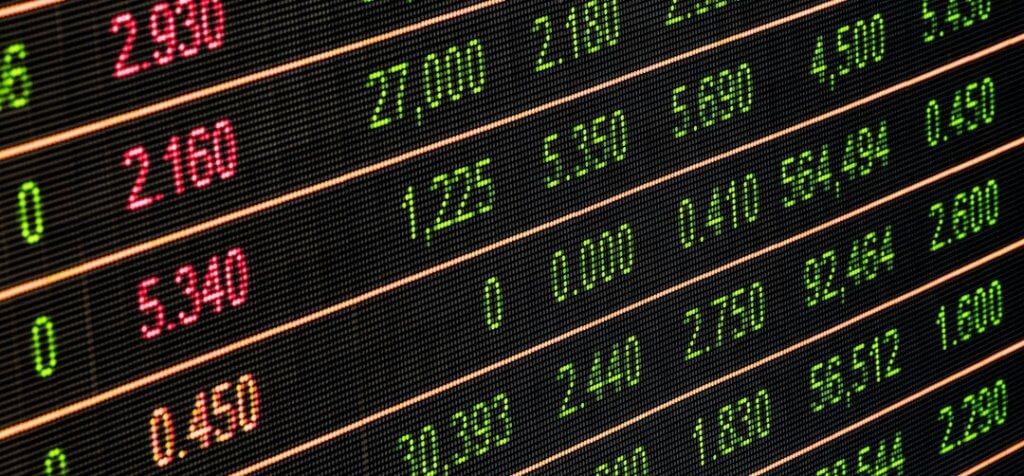 Investering siffror