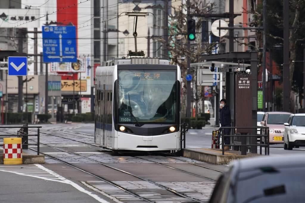 Japan trafik
