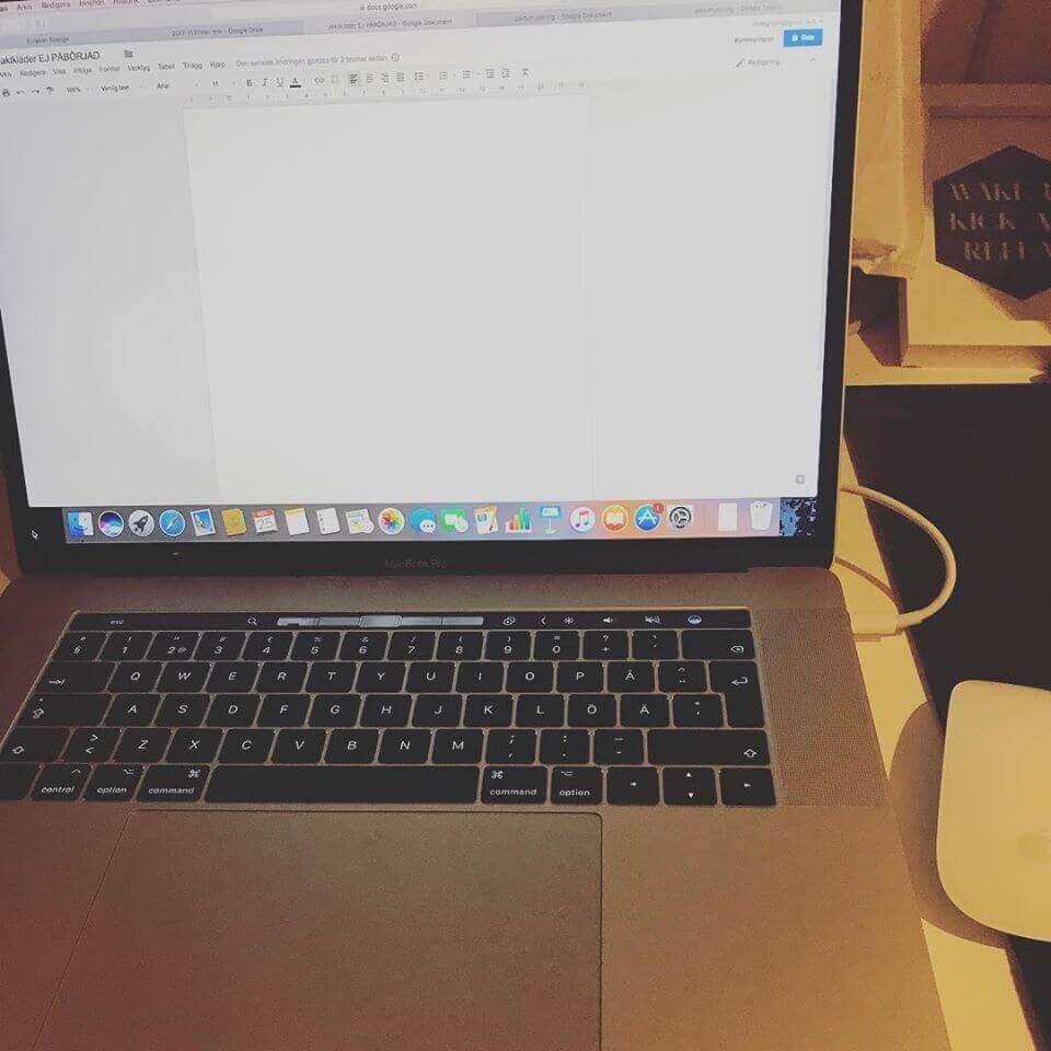 Macbook ordhanterare