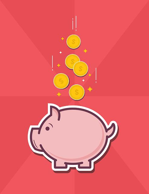 Spargris pengar