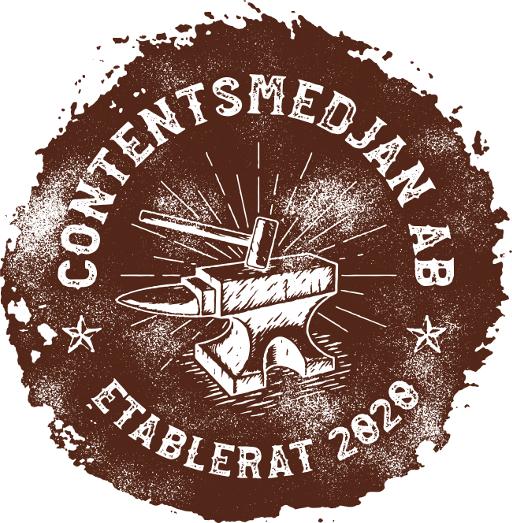 Contentsmedjan AB logo